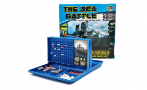 Joc strategie nave THE SEA BATTLE