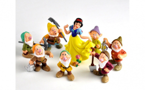 Set 5 figurine Lumea basmelor