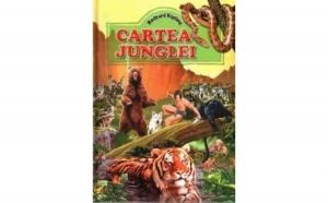 Cartea junglei, autor Rudyard Kipling