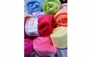 Patura Fleece, la alegere intre diverse culori, la 64 RON in loc de 140 RON