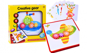 Joc de motricitate 2 in 1 Creative Gear