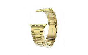 Curea compatibila Apple Watch, metalica,