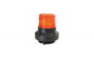 Girofar LED cu acumulator prindere magnetica/ventuza