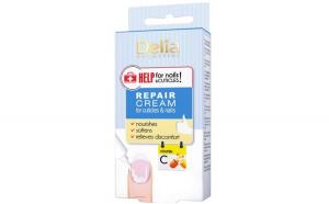 Tratament crema pentru cuticule Delia