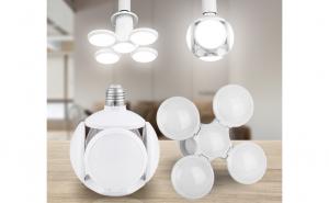 Lampa cu LED-uri in aer liber