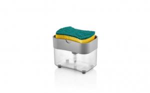 Dispenser detergent vase 2 in 1 cu burete inclus