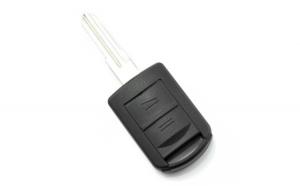 Opel - Carcasa cheie cu 2 butoane, lama pe dreapta