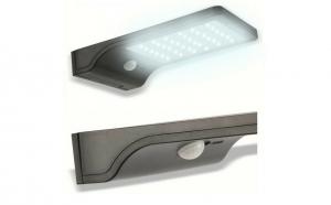 Lampa solara cu senzor de miscare  36 LED-uri, IP44, Grundig 4885