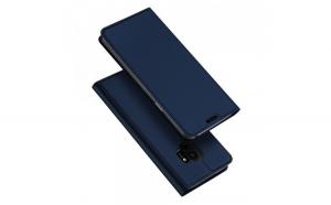 Husa Bookcase DUX DUCIS Skin Pro pentru Samsung Galaxy S9 G960 blue