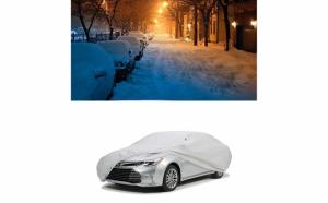 Husa Prelata Auto Universala - Impermeabila - XXL  580 cm x 175 cm x 120 cm