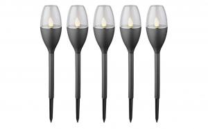 Set 6 Lampi solare tip Faclie Led