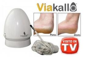 Aparat profesional multifunctional pentru pedichiura ingrijire talpi Viakall