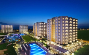 Revelion Antalya - sejur 5 nopti all inclusive Hotel Grand Park Lara 4 * + transport avion
