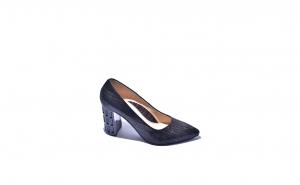 Pantofi piele naturala dama Still, cod 950-1