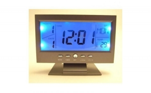 Ceas cu ecran LCD