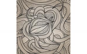 Tapet printat Abstract 026 1.35 x 5 m