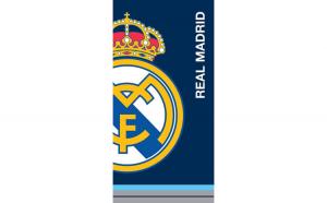 Prosop de baie sau plaja Real Madrid , 70X 140CM