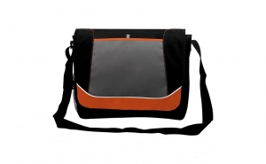 Geanta de umar, sport, portocaliu, 53X25X29cm, Vivo, Messenger BP orange