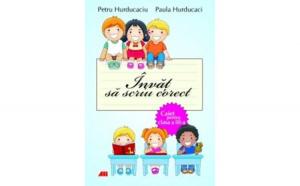 Invat sa scriu corect 3 - Paula Hurducaci Petru Hurducaciu