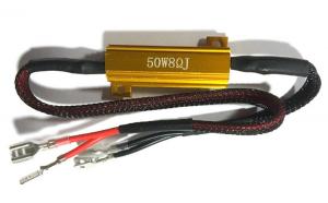 Anulator eroare Led H1 - Rezistor 50W 8