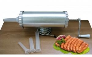 Setul gospodinei - Masina de facut carnati 1,5 kg + Cadou Aparat de facut sarmale