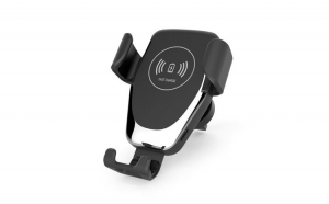 Incarcator auto universal, wireless, antisoc, antialunecare, rotire 360 °, Gonga