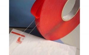 Banda dublu adeziva transparenta 20mm X 3m PREMIUM