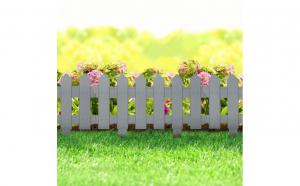 Bordura pat de flori / gard - extensibil