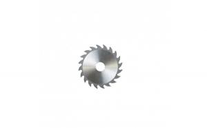 Disc pentru fierastrau circular, taiere lemn Scheppach SCH3901803703, O145x20 mm, 24 dinti