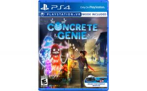 Joc Concrete Genie PSVR Compatible