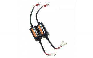 Set 2 anulatoare eroare becuri LED H1