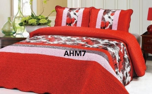 Cuvertura de pat din matase la doar 160 RON in loc de 420 RON!  Profita acum de oferta si schimba aspectul dormitorului tau