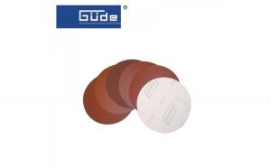 Discuri abrazive Velcro pentru lemn K 120  3 buc.   GUEDE 22143