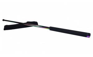 Baston telescopic 66 cm fade - rainbow