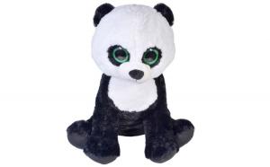 Ursulet panda iMK, ochi cu glitter,