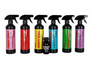 Solutie siliconica parfumata