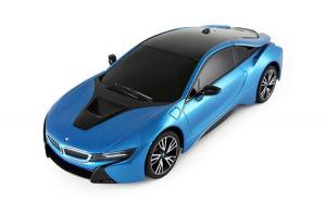 Masina Rastar, BMW i8 1:18 RTR cu