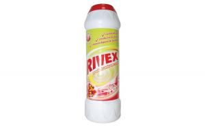 Praf de curatat Rivex, parfum floral,