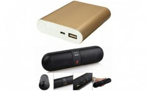 Boxa Portabila Bluetooth + Baterie, Totul pentru copilul tau, 14+