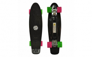 Penny Board California Negru