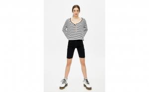 Bluza Dama Dungi Marine Sweater