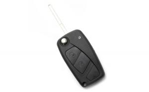 Fiat - Carcasa cheie tip briceag, 2