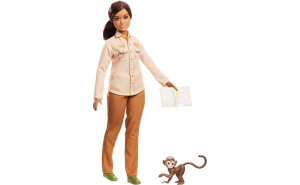 Barbie National Geographic - Papusa eco