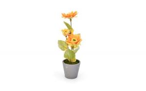 Floare decorativa in ghiveci,