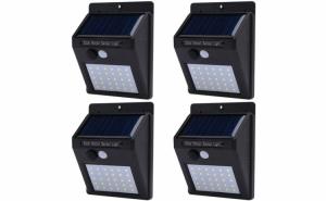 2 x lampa solara 30 LED