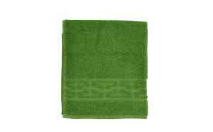 Prosop baie 50x90cm, culoare verde
