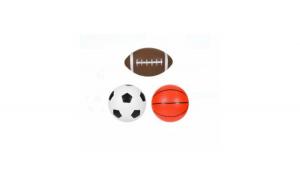 Set mingi fotbal baschet rugby