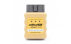Emulator Techstar® AdBlueOBD2  RENAULT