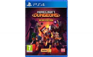 Joc Minecraft Dungeons Hero Edition pentru PlayStation 4