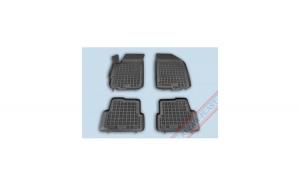 Covorase presuri cauciuc Premium stil tavita Chevrolet AVEO T300 2012-2019